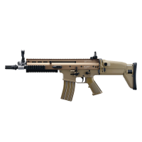 FN SCAR L DARK EARTH