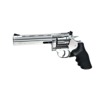 "REVOLVER ASG DAN WESSON 6"" CO2 1 JULIO"