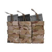 FUNDA CARGADOR TRIPLE OPEN TOP MULTICAM ARID
